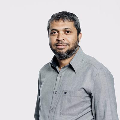 Dr MD Shariful Alam
